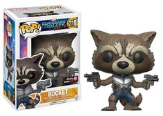 Pop! Marvel - Guardians of the Galaxy: Vol. 2 - Rocket [with Guns]