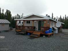 MLS #: 18-15366 Price: $85,000 Approx 5 acres right off the Richardson Highway! 2 furnished small cabins with power, outhouse with power. Rubbermaid shed, camper and 4-wheelers included.Contact me if interested! Carrie Butler  Keller Williams Realty Alaska Group of Wasilla / Butler and Co. 621 S Knik Goose Bay Rd Wasilla, Alaska 99654 Call me at (907) 841-1814 Email me at carrie.butler15@gmail.com Alaskan Cabins, Rubbermaid Shed, Goose Bay, Wasilla Alaska, House Information, Small Cabins, Vacant Land, 4 Wheelers, Keller Williams Realty