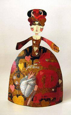 Marie Antoinette by Gustavo Aimar