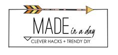 Made in a Day - DIY, Crafts, Tutorials, Recipes, Jewelry, Floral