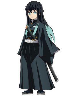 kimetsu no yaiba Manga Anime, Anime Demon, Otaku Anime, Manga Girl, Anime Art, Demon Slayer, Slayer Anime, Kawaii, Fanart