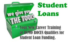 Career Training, Loan Consolidation, Perfect Sense, Get Out Of Debt, New Career, Student Loans, Knowing You