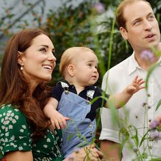 Kate Middleton Wears Suzannah Dress For Prince George's Adorbs Birthday Photoshoot