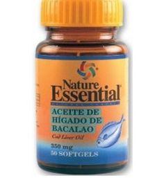 50 perlas de Aceite de Hígado de Bacalao 410 mg. Artritis, Sistema circulatorio, Mente, Visión. Los Beneficios del Aceite de Hígado de Bacalao, en general son los mismos beneficios que se derivan del omega 3; esto es, para la mente, el sistema circulatorio, anti-inflamatorio, etc. más los beneficios propios de las vitaminas A y D.