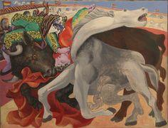 Picasso Pablo - Corrida : la mort du toréro