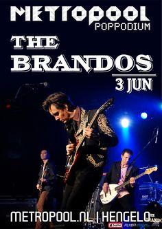 Vrijdag 01 december   The Brandos   Honor Among Thieves verscheen in 1987 en we kunnen stellen dat met The Brandos met deze plaat gelijk hun stempel drukken. Honor Among Thieves staat in elk geval in de top 10 beste rootsrockplaten van de jaren 80.