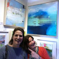 A Painter's Painter - Janette Phillips Turquoise Painting, Bath Art, My Design, Graphic Design, Art Courses, Inspiring Art, Art Fair, Roller Coaster, Weekend Is Over