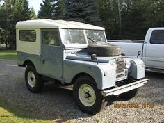 Land Rover : Other 2 door Model 86 1955 Land Rover 86, one of the originals! - http://www.legendaryfind.com/carsforsale/land-rover-other-2-door-model-86-1955-land-rover-86-one-of-the-originals/