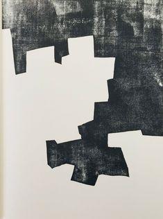 Artwork by Spanish Eduardo Chillida, 1968 Modern Art, Contemporary Art, Planer Layout, French Art, Art Plastique, Magazine Art, Oeuvre D'art, Sculpture Art, Abstract Sculpture