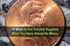 Prepping for a disaster can be expensive. While fully-stocked private bunkers andsteel safes full of weapons and supplies are great for the wealthy, low-income people need to be able to survive when the SHTF, too. Thankfully, prepping for tough times doesn't have to cost a fortune. If you are looking for a way to get survival supplies on the cheap, check out these strategies. 1. Shop eBay Auctions eBay is a great place to get incredible deals on a number of survival supplies, especially if…