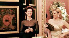 Miranda, Samantha ~ The Chicken Dance: Season 2, Episode 7 ~ Sex and the City Episode Stills #amusementphile