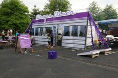 Nashville Wraps Diner for Relay for Life #nashvillewraps