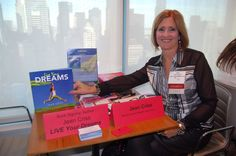 Book signing & one-on-one speed coaching, WLE Conference, NYC Hilton, November 2014.