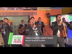 Música Hecha en México: Mariachi Vargas de Tecalitlan (21 Nov 15)