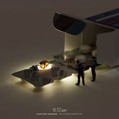 Miniature Photography: Terminator No EXIF