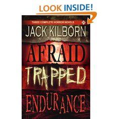 d932e86012a0 Amazon.com  Jack Kilborn Trilogy - Three Horror Novels (Afraid