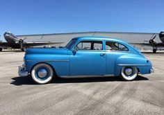 1950 Plymouth Fastback