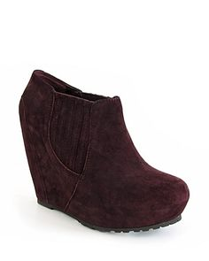 Which one shall I choose??    Luxury Rebel Wedge Booties - Kera - Shoes - Bloomingdale's