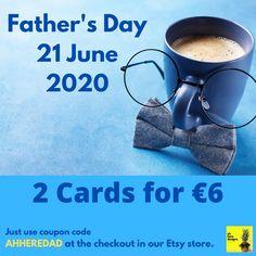 Pure notions sure! Irish Goodbye, Irish Greetings, Big Ride, Coupon Codes, Etsy Store, Fathers Day, Sunglasses Case, Birthday Cards, June