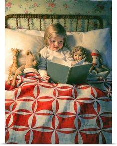 картина читающие дети http://bookmarin.com