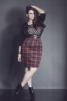Politely Punk- In store now  http://www.citychiconline.com/new-in.html
