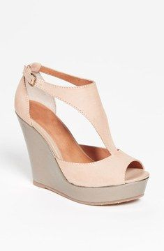 'Lickety Split' Wedge Sandal