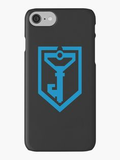 """Ingress Resistance T-shirt (and more!)"" iPhone Cases & Skins by MrFoxhead 