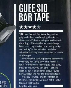 Great item for the people who loves biking. http://bit.ly/guee_sio_bartape #GUEE #cyclinglife #sio #bartape #cycling-plus #cycling #outdoors #biking #bike #cycle #bicycle #instagram #fun