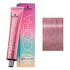 Schwarzkopf Professional Igora Royal Pearlescence Hair Color - Pastel Candy - P9.5-89