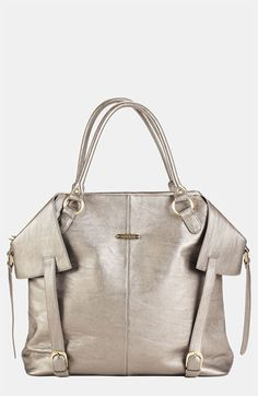 Thinking of returning my Petunia Pickle Bottom diaper bag for this one->Timi & Leslie 'Charlie' Diaper Bag available at #Nordstrom-I need something bigger!