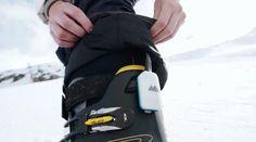 Ski: um wearable para usar na neve - High-Tech Girl     Carv, da MotionMetrics, para melhorar a técnica de ski na neve