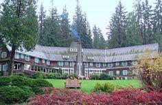 Lake Quinault Lodge, WA
