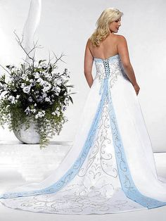 60 Best Light Blue Wedding Dress Images In 2020 Blue Wedding Dresses Light Blue Wedding Dress Light Blue Wedding