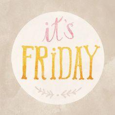 ¡Buen Viernes!
