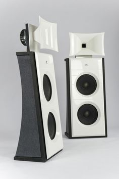 Diesis Audio Caput Mundi dipole with horn