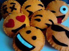 Doces mais Doces que Mel: Os emojis vão contigo para todo o lado!!