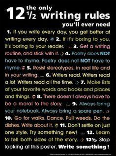 Writing Rules hehe