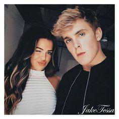Jake Paul & Tessa Brooks (@jaketessa)   Instagram photos and videos