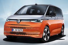 Компания Volkswagen рассекретила микроавтобус Multivan нового поколения Volkswagen Multivan T7. Автомобиль Volkswagen Multivan серии Т7 предлагается как пассажирский семейный микроавтобус или как бизнес-шаттл. Машина доступна в коротком и длинном вариантах. Коммерческие версии серии Transporter, а также