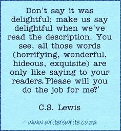 Quotable - C.S. Lewis - Writers Write Creative Blog