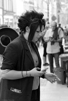 Kraków street photo... włoski