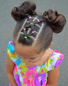 😍😍 Hermosos peinados con ligas para ninñas, mujeres, hombres y más 😍😍 diseños súper modernos y creativos