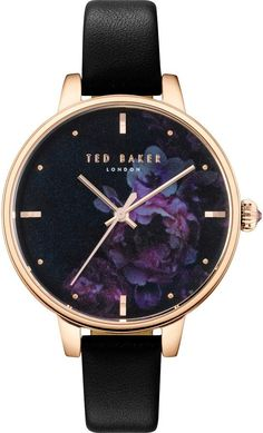 edd758184e55 Ted Baker Kate Leather Strap Watch