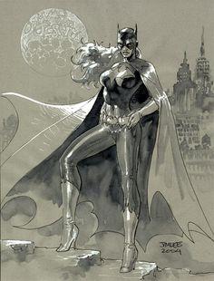 Batgirl (2004) by Jim Lee *