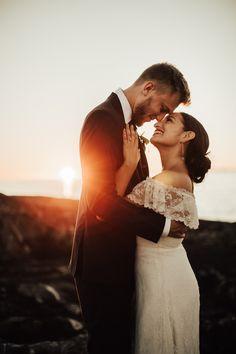 Michaela Klouda Photography – Bryllupsfotograf i Oslo, Norge og hele verden Sunset Wedding, Photography Portfolio, Wedding Portraits, Norway, Couple Photos, Couples, Wedding Dresses, Fashion, Moda