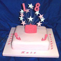 54 Best 18th Birthday Cake Images Birthday Cakes Beautiful Cakes