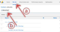 How To Place Google Adsense Ads Below Post Title Blogger    How To Create AdSense Ads  1. Login to your Google Adsense Account.  2. Under My Ads tab create a new Ad Unit  3. Type ad unit name (it can be anything) and choose desired ad size. For better performance choose wide area ad sizes like 300250 Medium Rectangle or 336280Large Rectangle  4. Customize your Ad Style to match it with your template. Then click on Save and get code button.  5. The ads wont appear if you use that code…