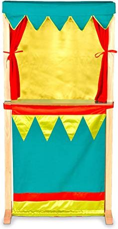The Fiesta Crafts Puppet Theatre & Shop is a fantastic toy. Top 10 Christmas Gifts, Play Shop, Hand Puppets, Child Love, Kids Playing, Kids Toys, Boy Or Girl, Crafts, Theatre Stage
