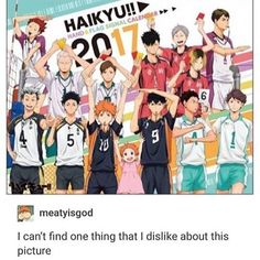 I know right adorable hq haikyuu official art