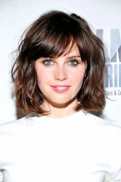 bangs and shag bob - Google Search